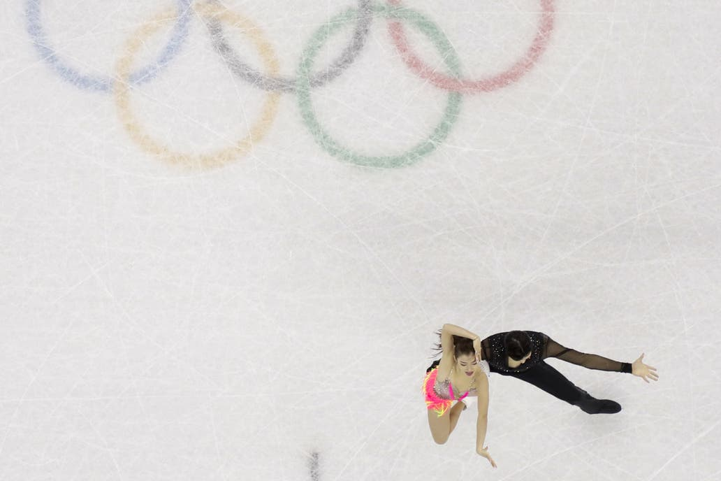 En PyeongChang 2018, parejas orientales patinaron al ritmo de 'Despacito'