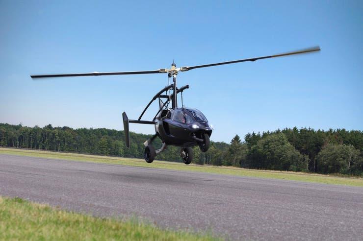 Tiene autonomía de 500 km en el aire