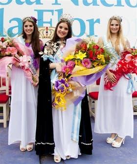 Yesica Andrea Larricart es la nueva Reina Nacional de la Flor