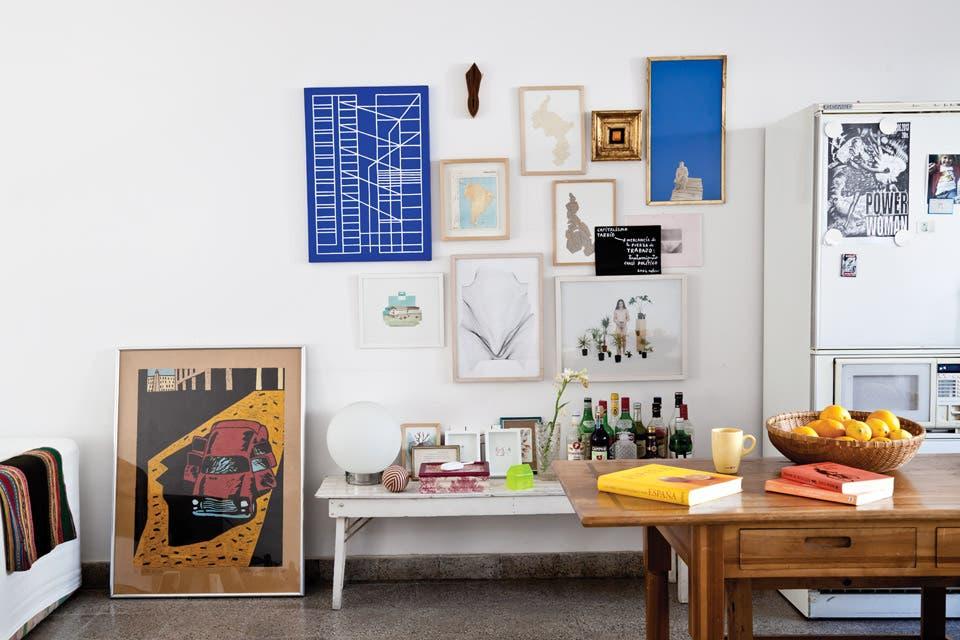 Una propuesta para decorar con arte