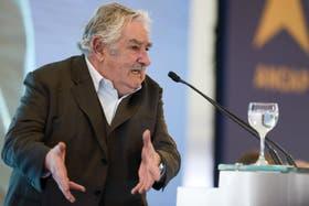 """El senador y ex presidente de Uruguay, José """"Pepe"""" Mujica"""