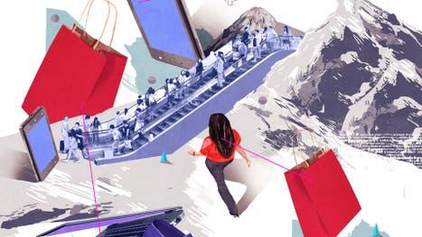 Miami a dos horas: argentinos de compras en Chile