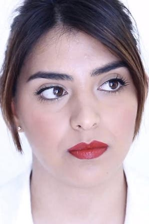 Maquillando ojos grandes (y cómo hacer un buen delineado!)