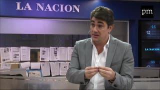 """Javier Iguacel: """"Detectamos una maquinaria para que Báez se quedara con las obras de Santa Cruz"""""""