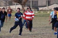 Santiago Cordero y Facundo Bosch visitaron una cárcel en Tucumán y jugaron al rugby con los presos