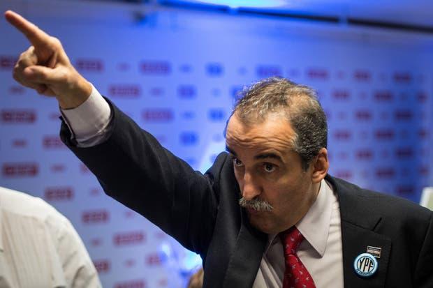 Guillermo Moreno, ex secretario de Comercio