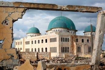 Alepo, la ciudad de la furia