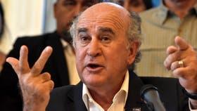 Oscar Parrilli, presidente del Instituto Patria, negó irregularidades en los balances de la entidad