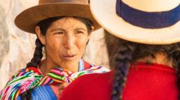 El quechua, a pesar de tener unos ocho millones de hablantes, es una de las lenguas en peligro.