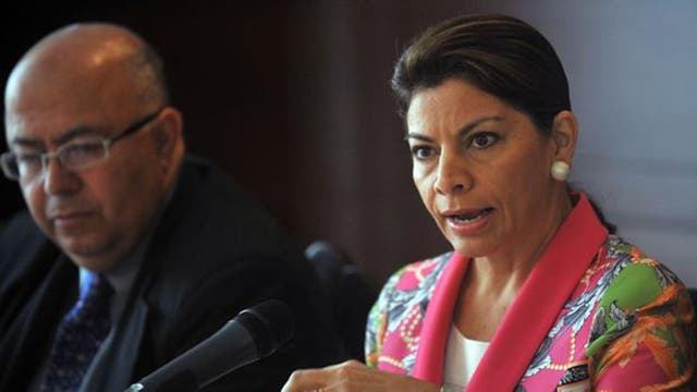 La rica y diversa herencia genética de los costarricenses es visible en la expresidenta Laura Chinchilla.