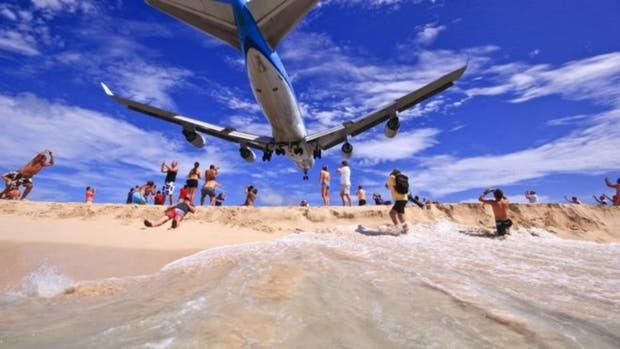 Murió una turista en la playa más peligrosa del mundo