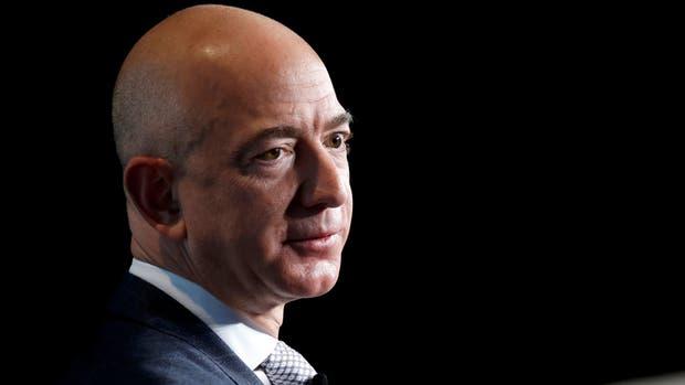Jeff Bezos, el nuevo millonario que se convirtió en el hombre más rico del mundo
