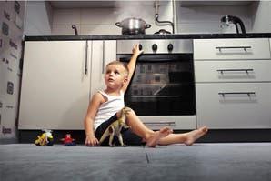 Accidentes domésticos de los chicos: qué hacer ante una emergencia