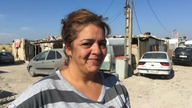 Lourdes, vecina de la Cañada, ha logrado esquivar tres órdenes de derribo de su vivienda