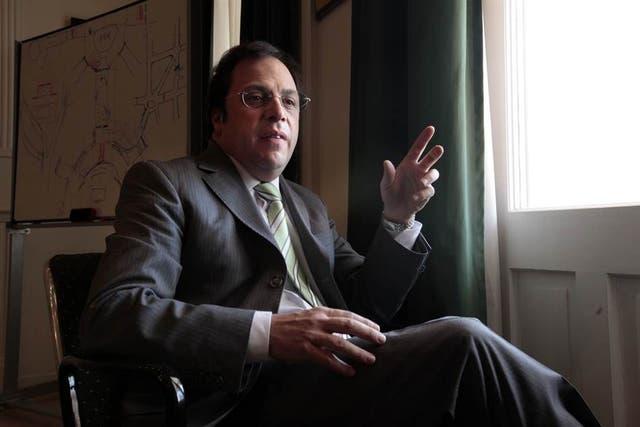 El ex massista Darío Giustozzi irá a Ecuador