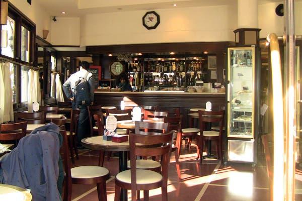 El interior del mítico bar. Foto: Romina Salusso