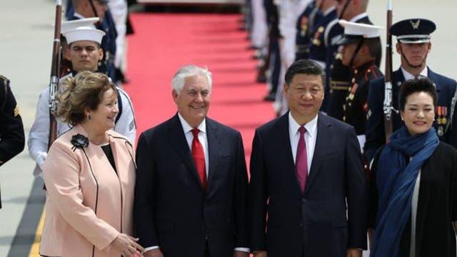 China ve con la misma preocupación la presencia militar estadounidense y los ensayos nucleares de Pyongyang.