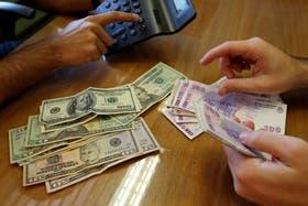 La cotización del dólar