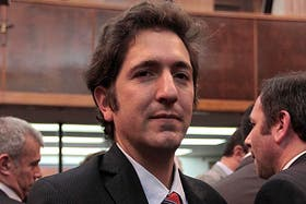 El juez federal Sebastián Casanello, que lleva la causa por presunto lavado de dinero contra Lázaro Báez
