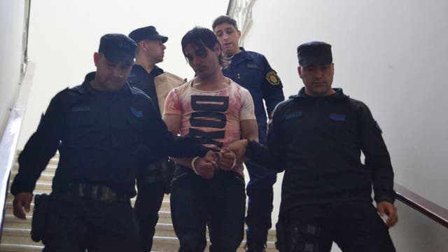 Sebastián Wagner, acusado por el secuestro, la violación y el asesinato de Micaela García, fue condenado a prisión perpetua