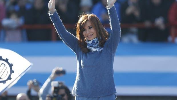 La ex presidenta de la Nación, Cristina Kirchner, no podrá votar por vivir en otro distrito