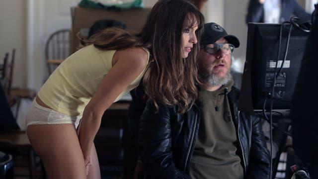 El detrás de escena del rodaje de Desearás al hombre de tu hermana, de Diego Kaplan.