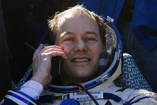 Luego de seis meses volvió a tierra la cápsula espacial rusa Soyuz con los astronautasTom Marshburn, de EE.UU. Chris Hadfield de Canadá y el ruso Roman Romanenko. Foto: AFP