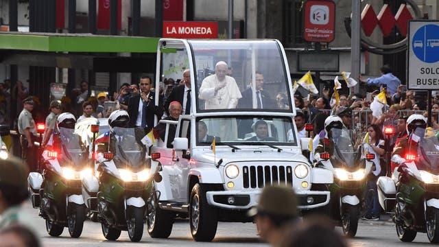 Autoridades concuerdan con mensaje social del Papa Francisco — La Araucanía