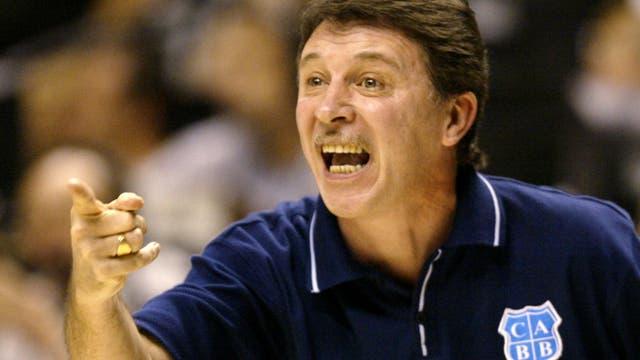 Rubén Magano fue campeón olímpico en 2004 con la Argentina