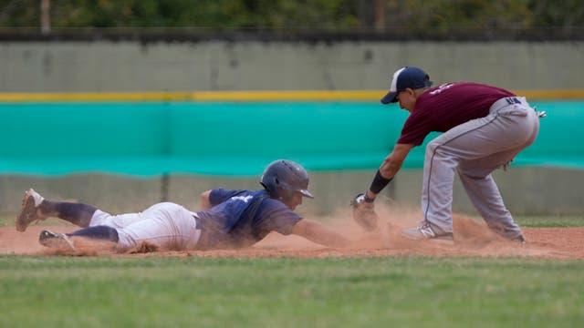 Entrenamiento de la selección Argentina de Beisbol en Ezeiza. Foto: LA NACION / Anibal Greco
