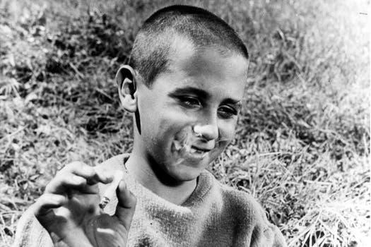 En Cónica de un niño solo, Favio contó con Eliseo Subiela como asistente de dirección. Foto: Archivo