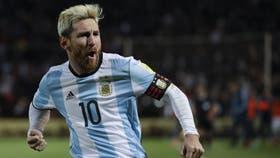 Messi ya tiene vía libre para jugar