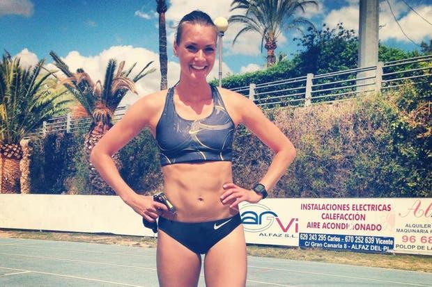 La letona tiene 21 años y compite en el heptatlón. Fue dos veces campeona mundial juvenil y dos europea, en la misma categoría. Su primera participación olímpica fue en Londres 2012.  /Facebook