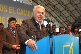 El gobernador de Córdoba, en plena pelea con el Gobierno