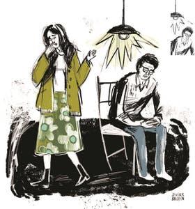 Ilustración: Javier Joaquín