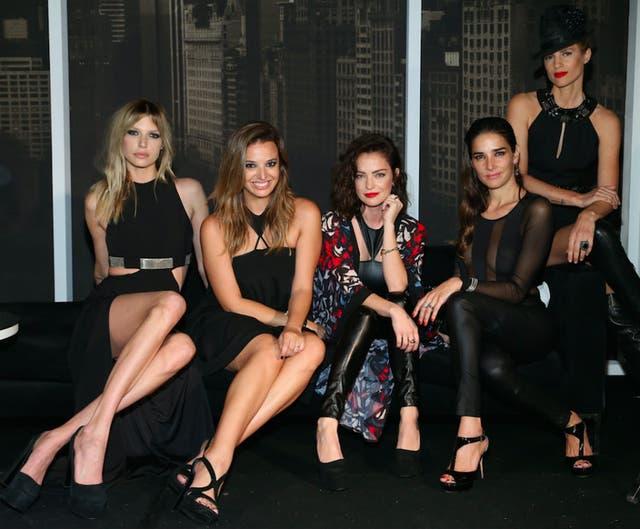 Chloé Bello, Naíma, Dolores Fonzi, Juana Viale