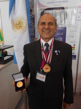 Ricardo Rodríguez Aranciva