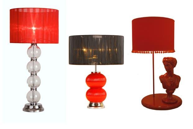 Las lámparas de Las Dimario..