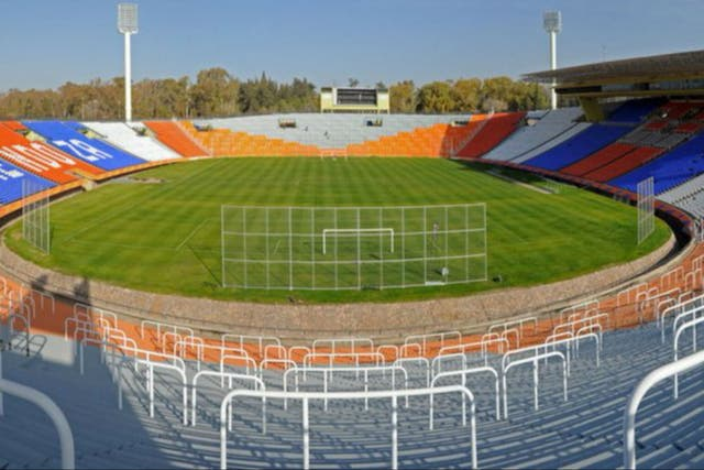 El estadio donde se jugará la Supercopa