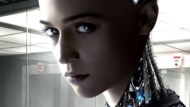Alicia Vikander animó al robot protagonista de la película Ex Machina