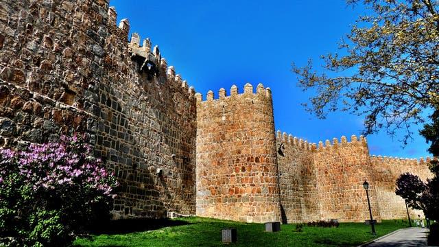 La muralla de Ávila está controlada por sensores que monitorean su estado