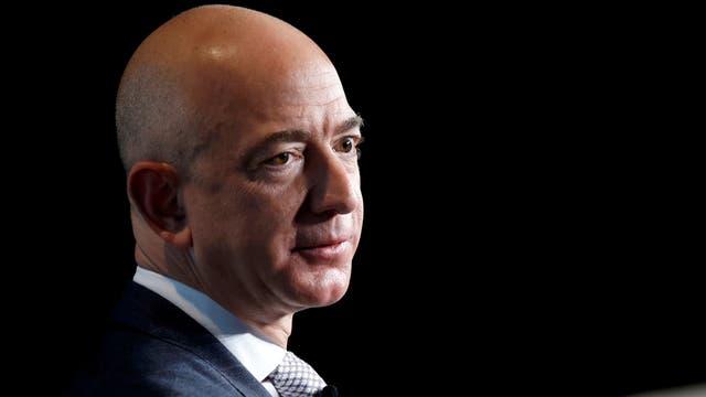 Jeff Bezos, el fundador de Amazon