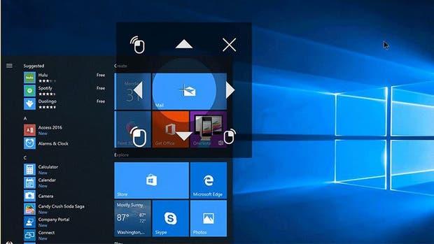 Así funciona Eye Control, la función de Windows 10 que requiere de un hardware adicional, el Tobii Eye Tracker
