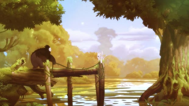 Ori and the Blind Forest, inspirado en la obra de Miyazaki