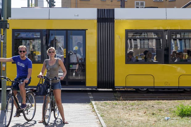 Las calles de Prenzlauer Berg.  Foto:Living /Daniel Karp