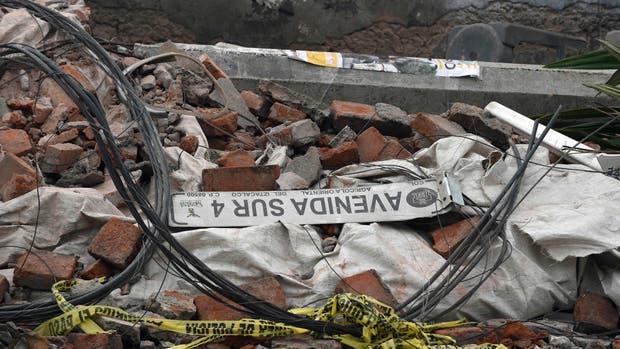 El terremoto se sintió con fuerza en Ciudad de México, aunque las zonas más golpeadas fueron Chiapas y Oaxaca, al sur del país