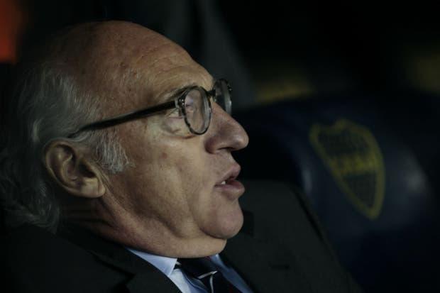 Bianchi, en el banco