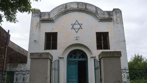 La sinagoga de los Pobres, en Basavilbaso