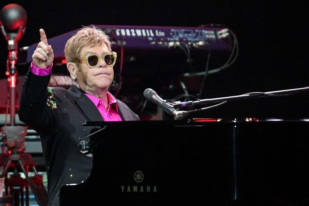 Resultado de imagen para Elton John se despide de las giras de conciertos