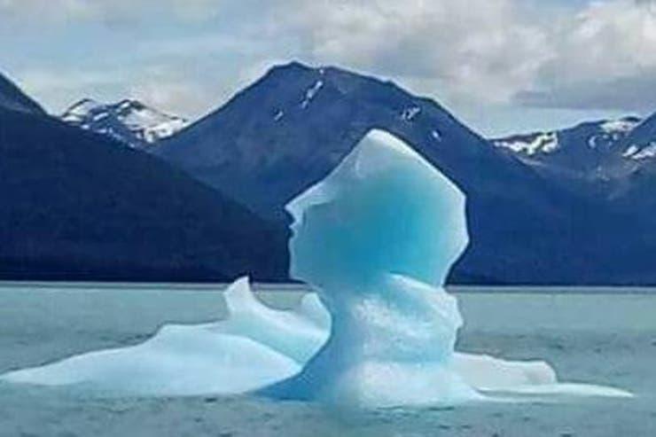 Una senadora asegura que un glaciar es igual a Néstor Kirchner